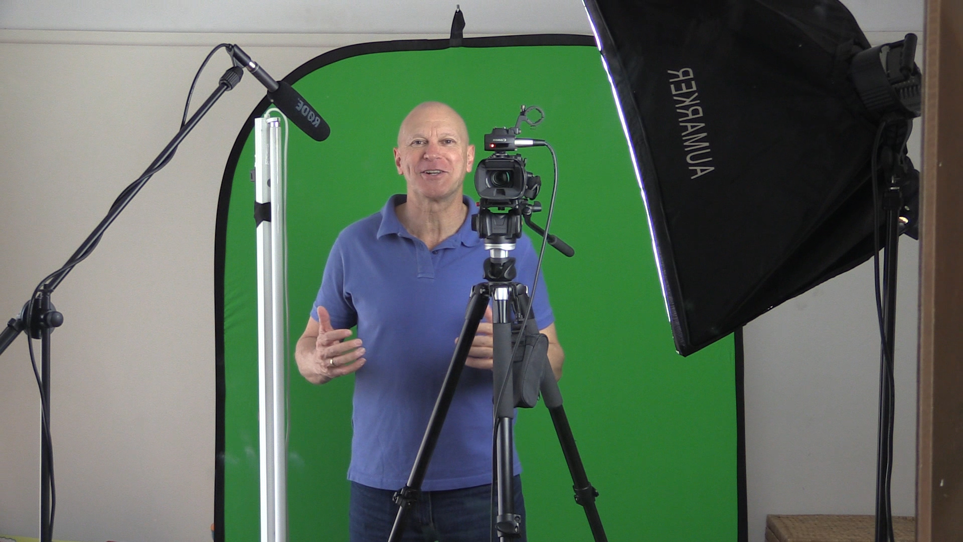 The Four Essential Tools for your Video Marketing Productions